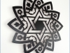 Wall ornament Judaica MAGEN DAVID