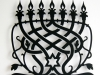 Wall ornament Judaica MENORAH CLASSIC