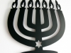 Wall ornament Judaica MENORAH MODERN