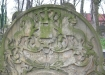 Symbolisme des tombes - Symbolism of tombstones - La couronne - The crown