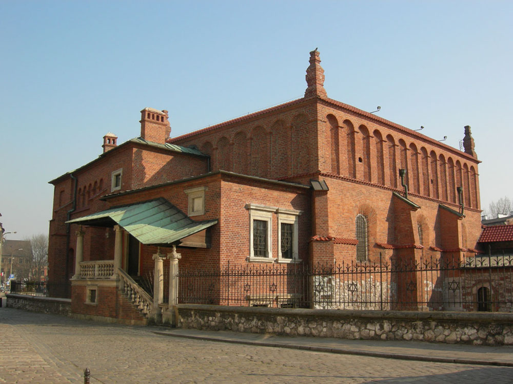 Vieille synagogue - Old synagogue