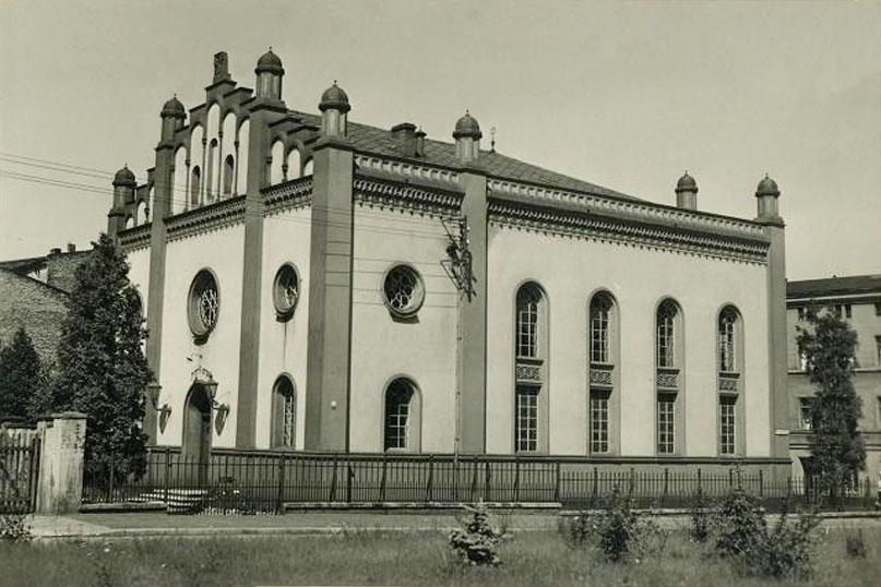 La synagogue - The synagogue - Prudnik (Neustadt)