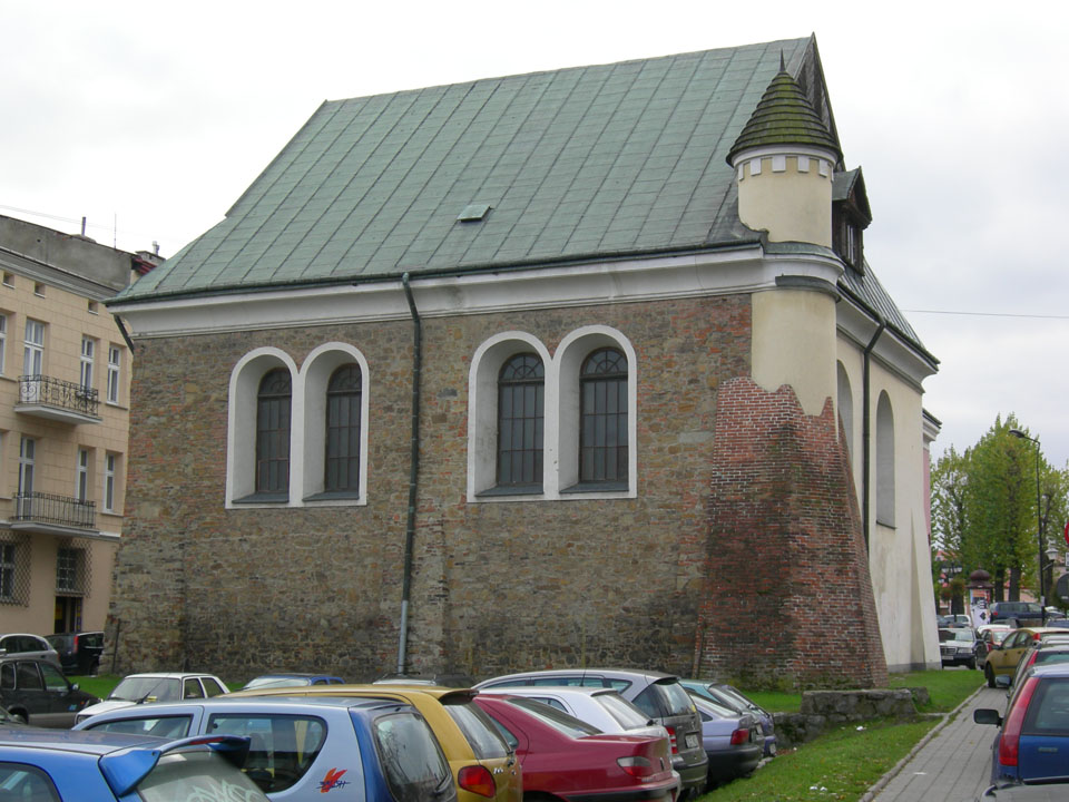 La vieille synagogue - The old synagogue - Rzeszów
