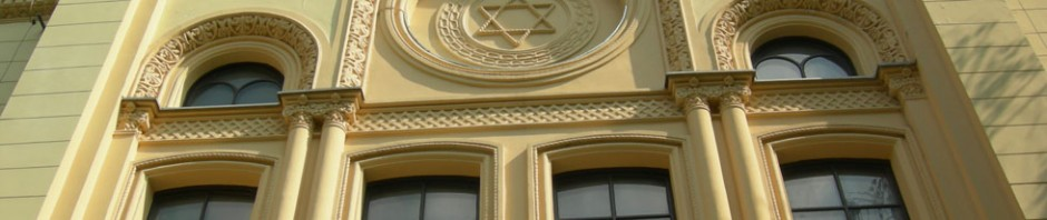 La synagogue Nozyk - The Nozyk synagogue