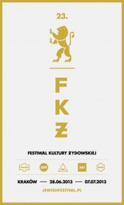 23 Jewish Culture Festival in Cracow 2013