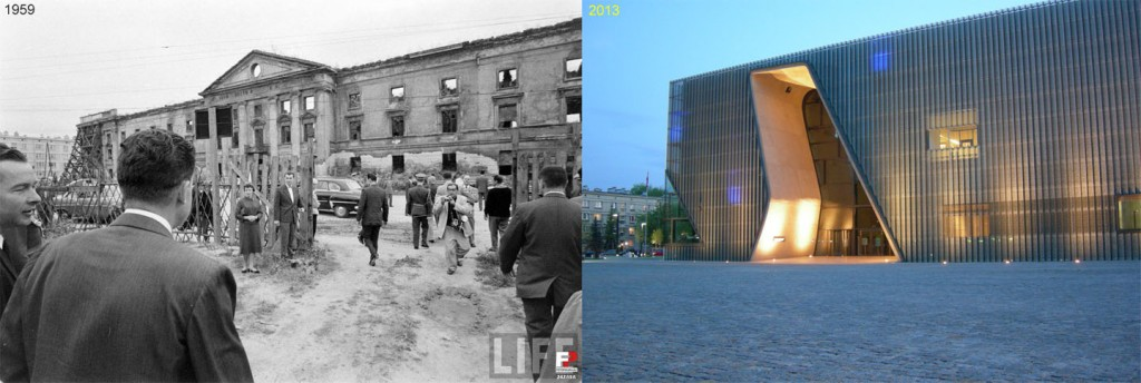 1959, Judenrat ghetto Warsaw - 2013, Museum of the History of Polish Jews (Cliquer pour agrandir)