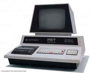 Ordinateur Commodore PET