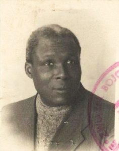 August Agbola O'Browne, combattant de l'insurrection de Varsovie de 1944